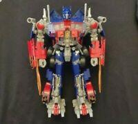 2009 Revenge of the Fallen Leader Class Optimus Prime Autobot *used*