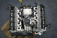 2008 AUDI Q7 4L 4.2TDI DIESEL BARE ENGINE BTR