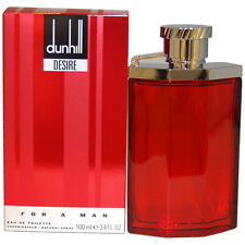 Alfred Dunhill Desire for Men - 3.4 oz EDT Spray