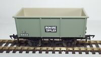 BACHMANN 37-275E 27T STEEL TIPPLER WAGON BR GREY