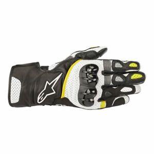 Alpinestars SP-2 V2 Leather Gloves Road Race