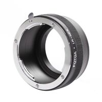 FOTGA Leica R LR Lens To Sony NEX-7 6 A6300 A6500 A7 A7R II III E-Mount Adapter