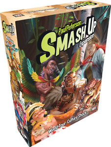 SMASH UP WORLD TOUR CULTURE SHOCK EXPANSION GAME BRAND NEW & SEALED