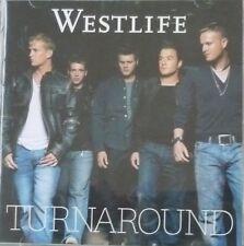 Westlife - Turnaround ( CD+ Karaoke VCD)