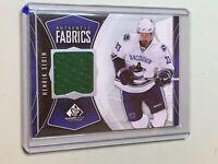F37976 2009-10 SP Game Used Hockey Jersey HENRIK SEDIN Canucks