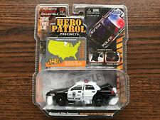 Jada Hero Patrol Precincts 1:64 Minneapolis Police Ford Crown Victoria