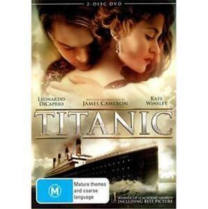 TITANIC : NEW DVD : Leonardo DiCaprio
