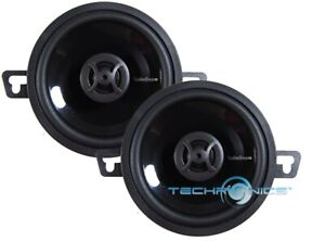 "ROCKFORD FOSGATE P132 3.5 "" 3.5-INCH 2-WAY CAR AUDIO COAXIAL SPEAKERS"