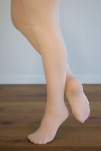 DANCE TIGHTS Ballet Pink Footed  30 PACK - BUY 30 PAIRS & SAVE!