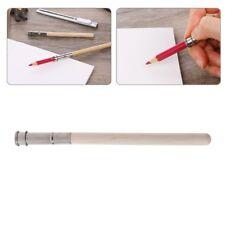 Adjustable Pencil Extender Lengthener Holder Art Writing Drawing Hobby Tools