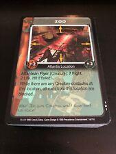 Tomb Raider CCG Premiere Uncommon Card Set