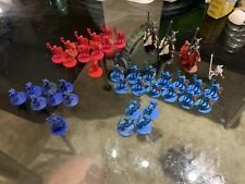 Weapons and Warriors Soldiers Replacement Pieces - Mix Of Everything.