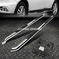 "FOR 13-20 NISSAN PATHFINDER CHROME STAINLESS 3"" SIDE STEP NERF BAR RUNNING BOARD"