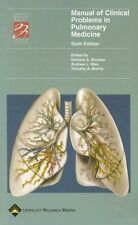 Manual of Clinical Problems in Pulmonary Medicine (Lippincott Manual Series (For