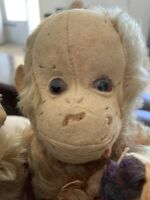 schuco made in western germany bigo-bello monkey