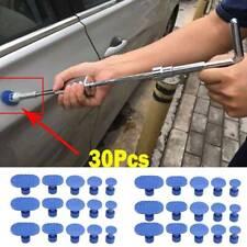 30x Car Paintless Dent Puller Slide Hammer Repair Tabs Removal Hail Tabs Tool G1