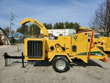 2011 Vermeer BC1000XL CAT Diesel Wood Chipper 1147 Hours 1 Owner Ready for Work
