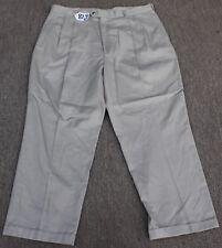 HAGGAR KHAKI Pants for Men - W38 X L29. TAG NO. 81y