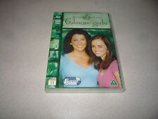 GILMORE GIRLS - THE COMPLETE FOURTH SEASON DVD BOX SET SIX DISC'S