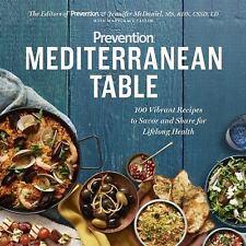 PREVENTION MEDITERRANEAN TABLE - PREVENTION MCDANIEL, JENNIFER/ TAYLOR, M