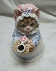 Vintage Leonardo Cat Teapot