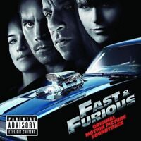 Fast And Furious - OST (NEW CD)
