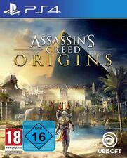 Assassins Creed Origins Deutsch PS4 Spiel Assassin's Creed Playstation 4 NEU OVP