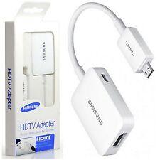 Samsung Original Adapter Kabel HDMI Auf HDTV MHL Samsung Galaxy S4 - H10FAUWESTA
