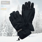 Regatta Men's Igniter Thermal Insulated Waterproof Gloves - Black - New