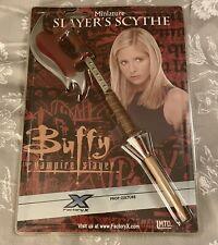 Buffy the Vampire Slayer Factory X Miniature Slayer's Scythe