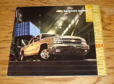 Original 2007 Chevrolet Truck Silverado Classic Deluxe Sales Brochure 07 Chevy