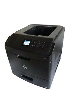 "Dell B5460DN Workgroup Monochrome Laser Printer Network  w/Duplex ""Plug & Print"