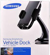 Genuine Samsung Galaxy Note 4/3/2 & S5/S4/S3/S2 Vehicle Car Dock Holder Cradle