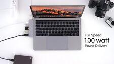 HyperDrive Thunderbolt 3 USB-C Hub for MacBook Pro