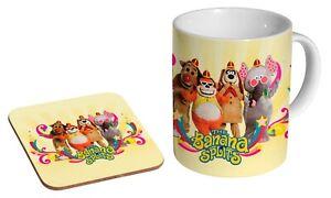 The Banana Splits Awesome 70's - Coffee / Tea Mug And Coaster Gift Set