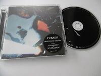 YUKSEK : AWAY FROM THE SEA ALBUM CD 13 TITRES TONIGHT EXTRABALL