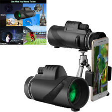 40*60 Magnification High-Power BAK4 Telescope With Fast Smartphone Stand Noce