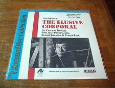 ELUSIVE CORPORAL - FS Laserdisc - CinemaDisc
