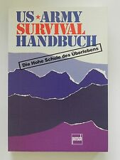 John Boswell US Army survival Handbuch