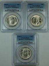 1946-S Booker T Washington Silver Half 50c PCGS MS-65 *PRICE FOR ONE COIN ONLY*