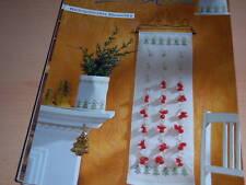 Intermezzo Weihnachtliches Myreschka Sticken Handarbeiten Stickheft