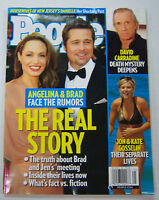 People Magazine Angelina & Brad The Real Story June 2009 053112R1