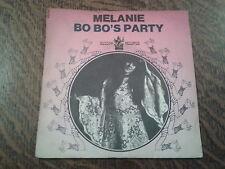 45 tours melanie bo bo's party