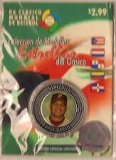 BOBBY ABREU Baseball World Classic Puerto Rico 2006 Limited Edition VENEZUELA