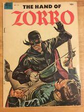 Hand of Zorro, Issue 574