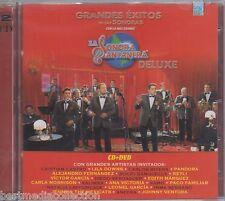CD / DVD - La Sonora Santanera CD Grandes Exitos Deluxe 888750523327 SEALED