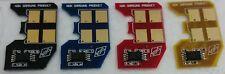 Reset CHIP PER SAMSUNG clp-300 clx-2160 clx-3160 CMYK tutti i colori