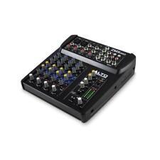 Alto Zephyr ZMX 862 | 6-Kanal Mischpult | kompakter Live/Studio-Mixer | NEU