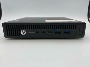 HP ProDesk 600 G2 i5-6500T 2.5GHz, 4GB RAM, 256GB SSD, WIN 10 (OFFERS WELCOME)