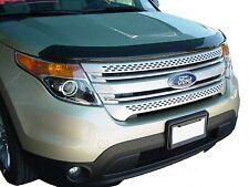 Bug Shield & Tape-On Wind Deflectors for 2011 - 2015 Ford Explorer